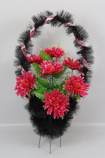 Купить оптом каркасы, искуственные цветы для изготовления венков в г.москве купить цветы королеве дешево